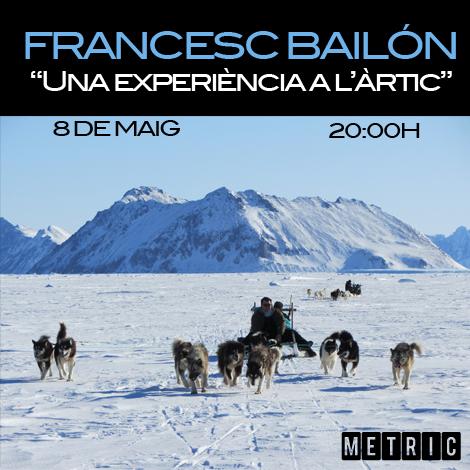 FRANCESC BAILÓN EN METRIC MARKET