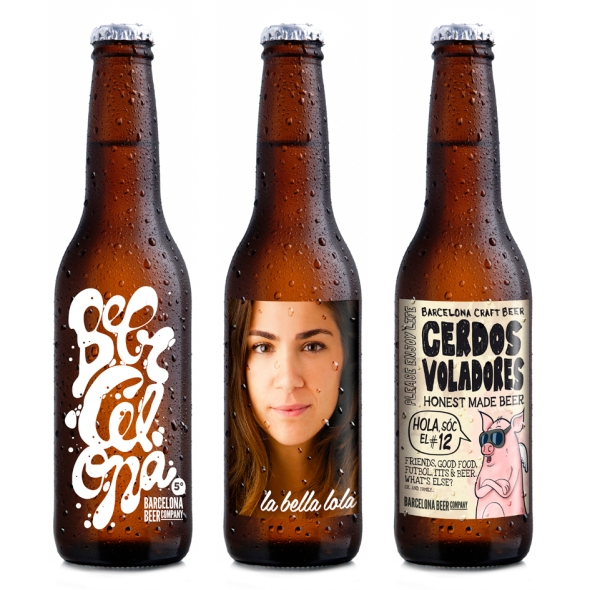 Las 3 cervezas de Barcelona beer company