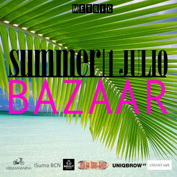 summer bazaar teaser