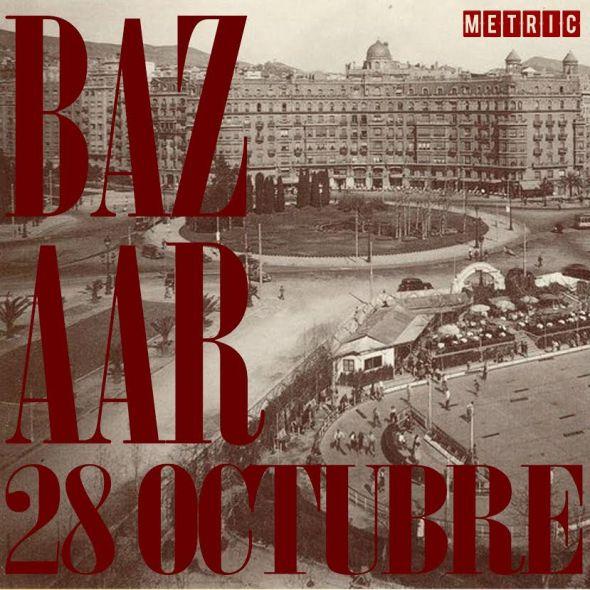 BAZAAR 28OCTUBRE