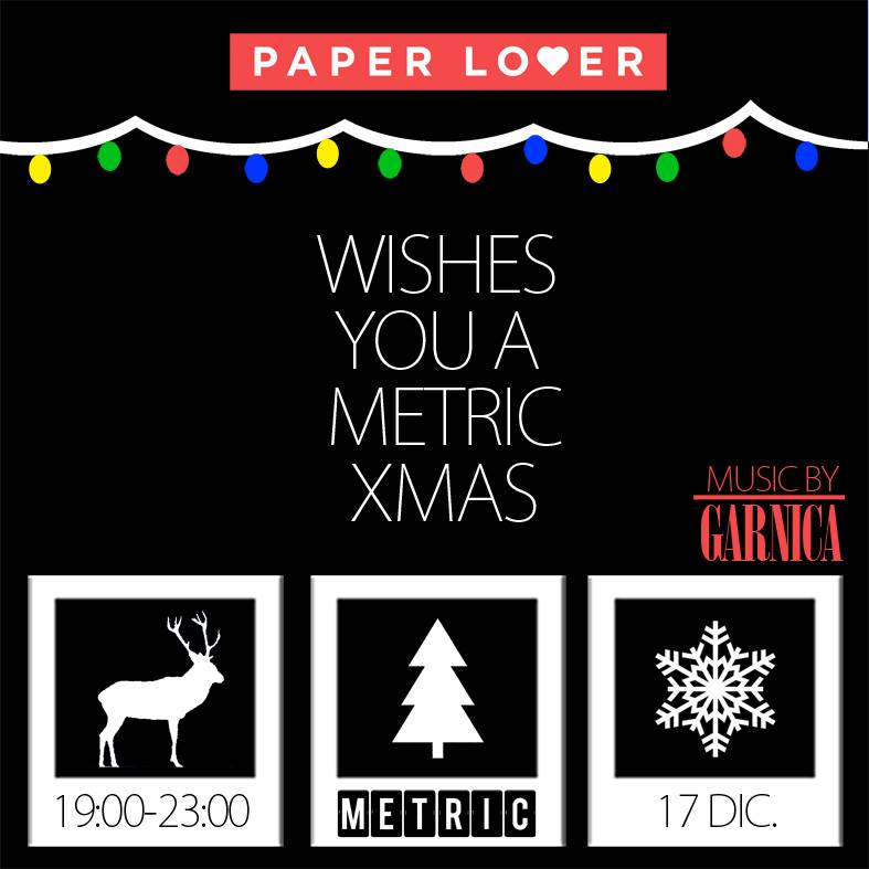 paper lover con metric